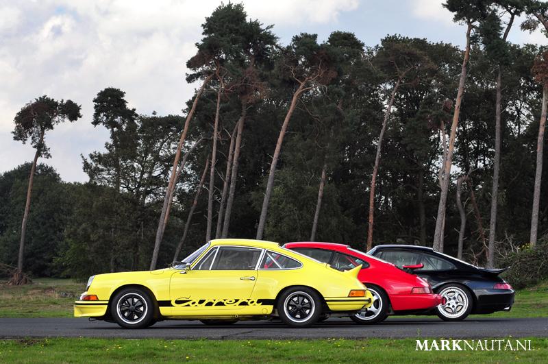 Porsche RS, RS, RS