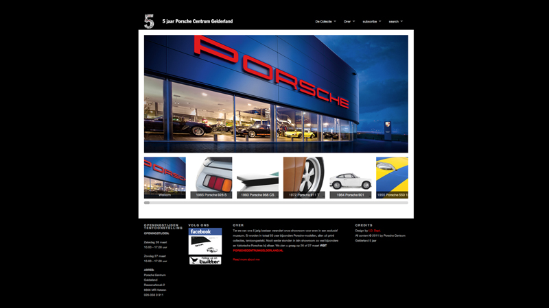 PCG-5 Website